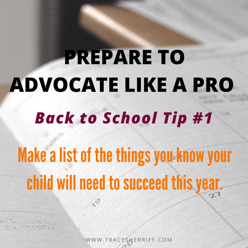 Your Child Needs Support At School